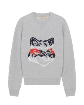 Maison Kitsune - BIG FOX SWEATSHIRT