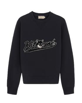 Maison Kitsune - FOX REGULAR SWEATSHIRT