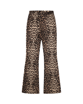 Alix The Label - ANIMAL FLARED PANTS